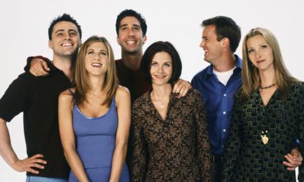 Efsanevi Friends dizisi yeniden çekilecek mi?