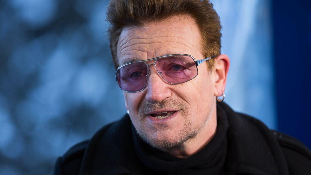 IŞİD terörü Bono'yu takip ediyor!