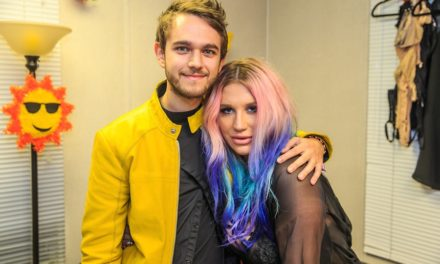 Kesha DJ Zedd ile müziğe dönüş yaptı
