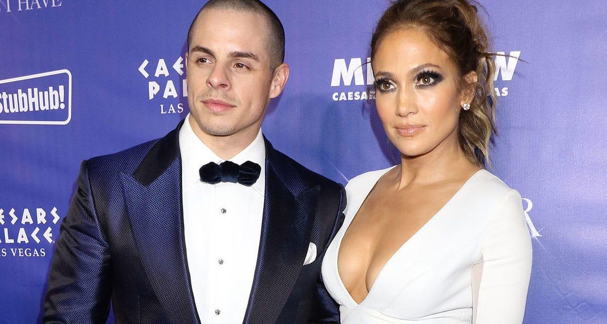 Jennifer Lopez ve Casper Smart ayrıldı