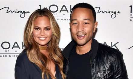 Chrissy Teigen ve John Legend çiftinden müjde