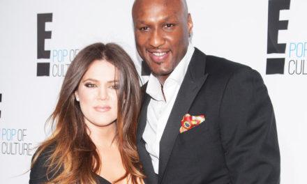 Lamar Odom Khloe Kardashian'ı geri istiyor