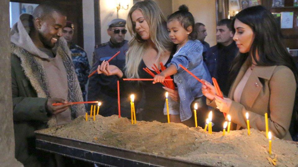 Kardashian'lardan bir Ermeni soykırımı çıkışı daha