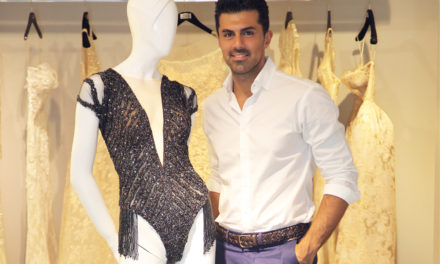 İşte Beyonce'u giydiren Türk modacı