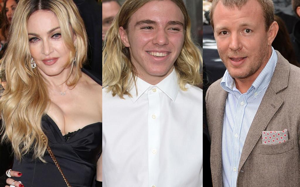 Madonna'nın oğlu Rocco tutuklandı