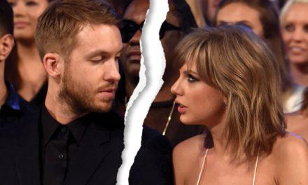 Calvin Harris Taylor Swift düşmanlarıyla şarkı yaptı