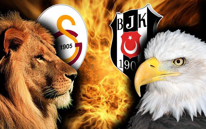 Galatasaray Beşiktaş rekabetinde son durum