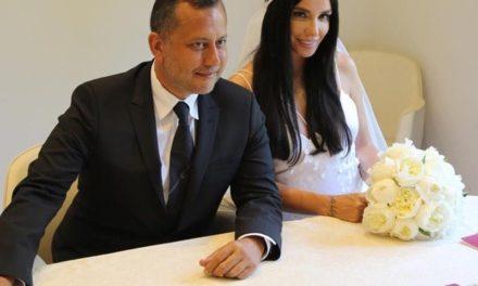Gülşen ve Ozan Çolakoğlu çifti evlendi