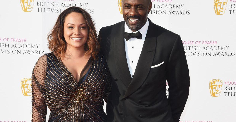 Idris Elba ve Naiyana Garth barıştı