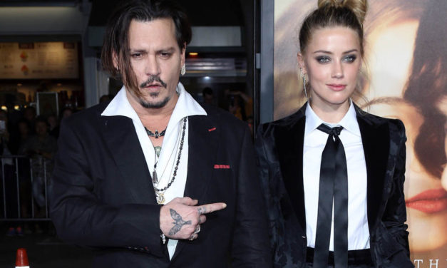 Johnny Depp'ten Amber Heard'e komplo davası!
