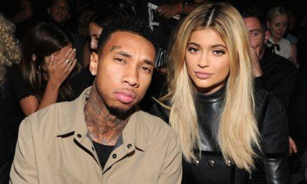 Kylie Jenner ve Tyga barıştı mı?