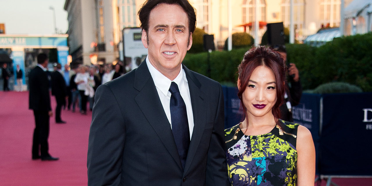 Nicolas Cage genç karısından boşanıyor