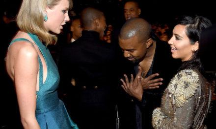 Kanye West'in klibi Taylor Swift'i çıldırttı!