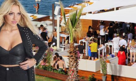 Hadise'nin mekanı La Plaj cep yakıyor!