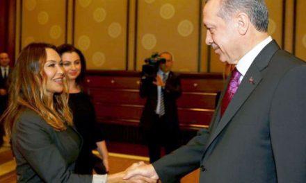 Cumhurbaşkanı Erdoğan Hülya Avşar'a iş buldu