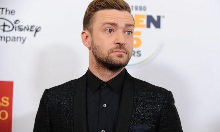 Justin Timberlake tokat yedi!