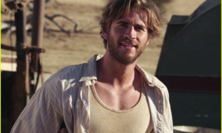 Liam Hemsworth en seksi vegan seçildi