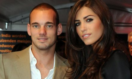 Yolanthe Cabau ve Wesley Sneijder boşanıyor