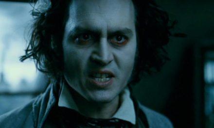 Johnny Depp'in çıldırdığı anlar kamerada!