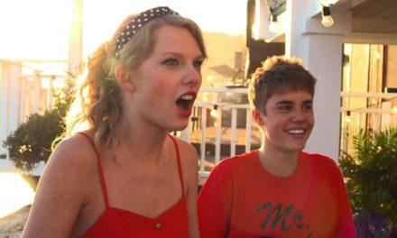 Justin Bieber'dan Taylor Swift'e şok!