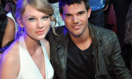 Taylor Swift kurt adam aşığına şarkı yazmış!