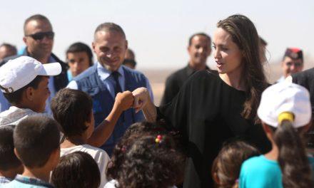 Angelina Jolie'den dünyaya Suriye çağrısı