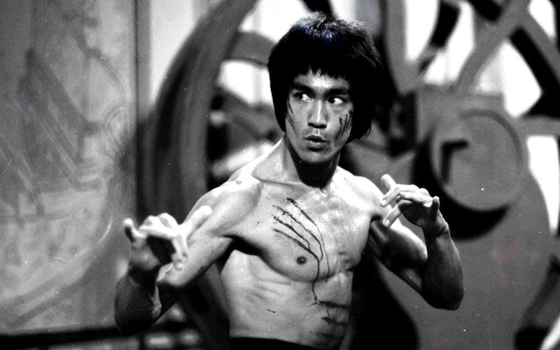 Bruce Lee'nin notları dizi oluyor