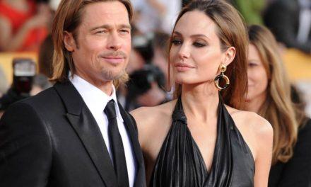 Angelina Jolie Brad Pitt aşkı film oluyor