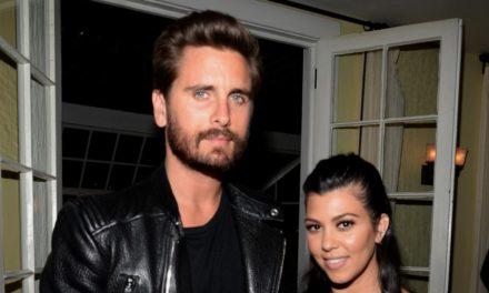 Kourtney Kardashian'dan Scott Disick'e şok yasak
