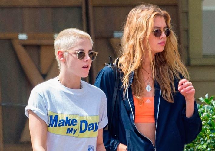 Kristen Stewart ve kız arkadaşı evliliğe doğru