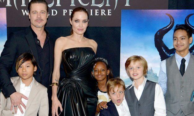 Angelina Jolie ve Brad Pitt barıştı mı?