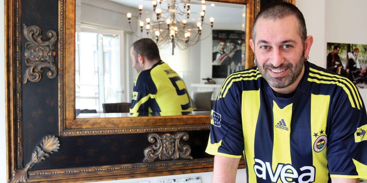 Cem Yılmaz Fenerbahçe aşkını anlattı