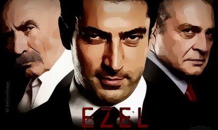 'Ezel'in iki düşmanı aynı filmde