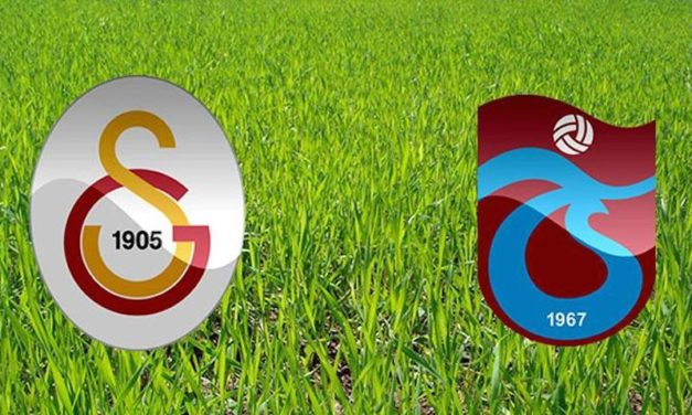 Galatasaray Trabzonspor rekabetinde son durum