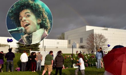 Prince'in lüks evi müze oldu
