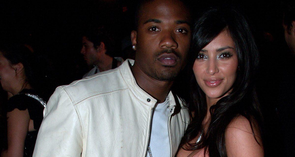Kim Kardashian'ın seks kasedi yeniden yayında!