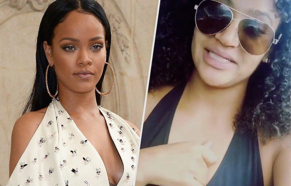 Rihanna'nın kayıp dansçısı bulundu