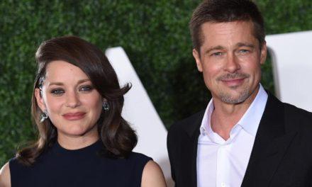 Brad Pitt'in yasak aşkı Marion Cotillard anne oldu