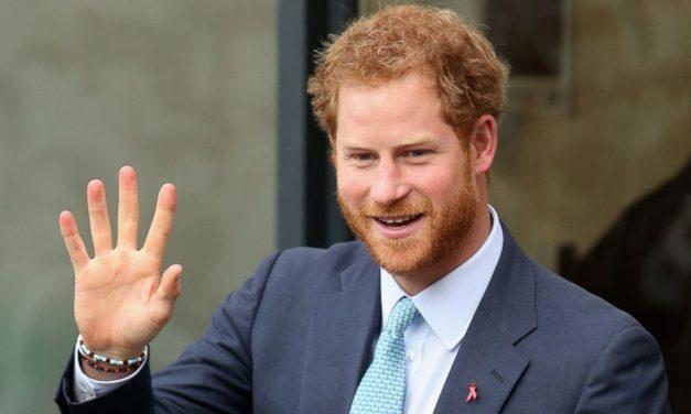 Prens Harry İngiltere'yi ayağa kaldırdı!