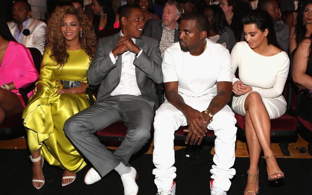 Kim Kardashian ve Kanye West eski dostlarla…