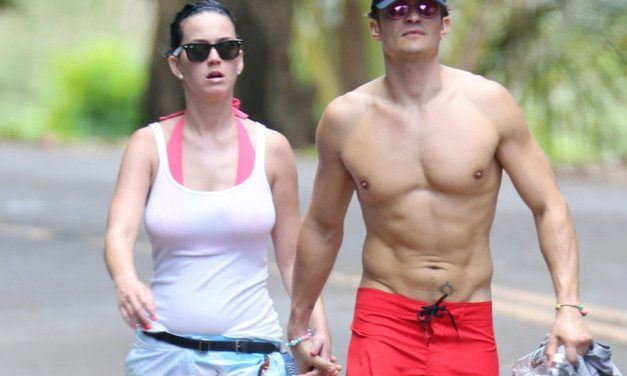 Katy Perry ve Orlando Bloom evleniyor