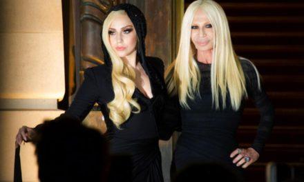 Lady Gaga Donatella Versace olacak