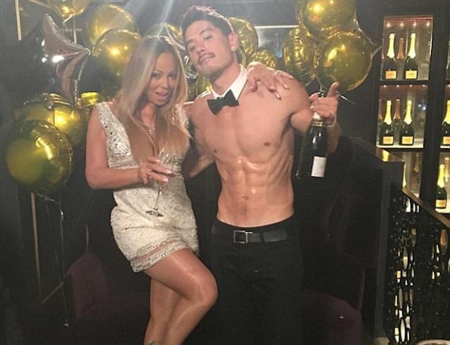 Mariah Carey ve Bryan Tanaka ayrıldı