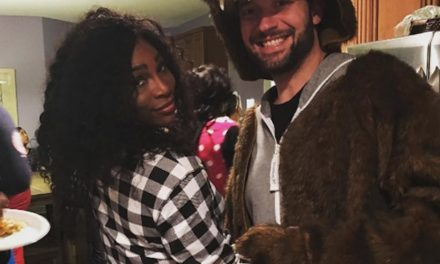 Serena Williams ve Alexis Ohanian evlendi