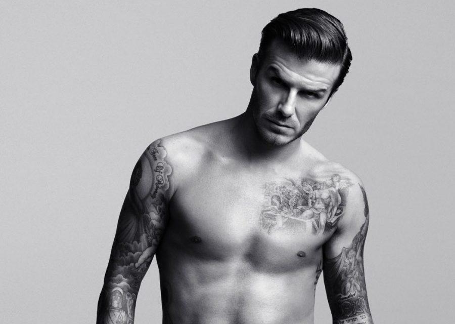 David Beckham fotoğrafıyla öğrenci kartı çıkardı!