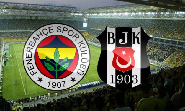 Fenerbahçe Beşiktaş rekabetinde son durum