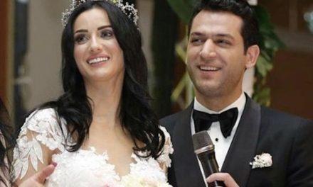 Murat Yıldırım ve Imane Elbani tekrar evlendi!
