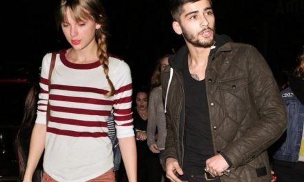 Zayn Malik ve Taylor Swift'ten ateşli klip