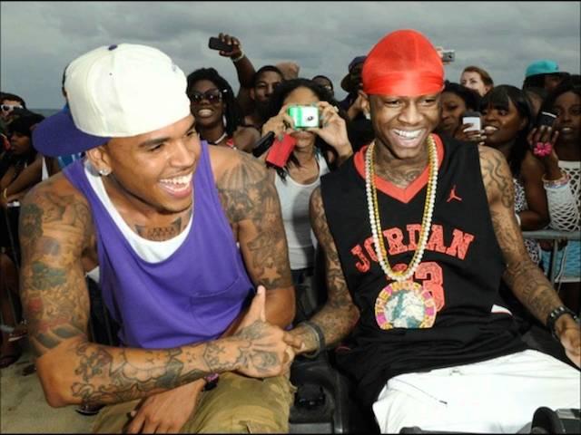 Chris Brown – Soulja Boy boks maçı iptal