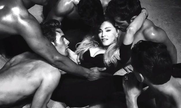 Madonna: 'Genç sevgililerimi kıskanıyorlar'